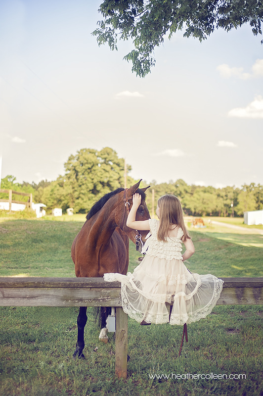 equestrian photography for child longview tx